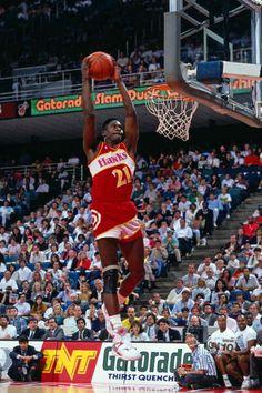 Atlanta Hawks Throwback
