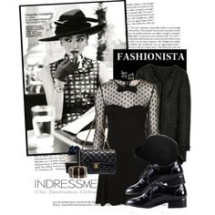 """""""Indressme: Fashionista"""" by channchann on Polyvore"""