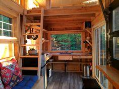 The Auburn: Cabinscape Ontario Tiny House Vacation