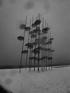 Nicola 4 Utility Pole, Wind Turbine, Illustrations, Illustration, Illustrators