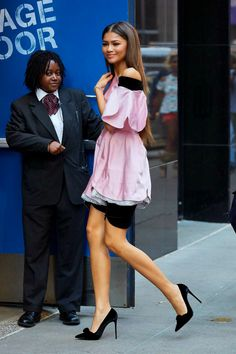 Fashion By Zendaya : Photo
