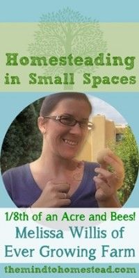 Homesteading in Small Spaces - Radio Interview - Ever Growing Farm