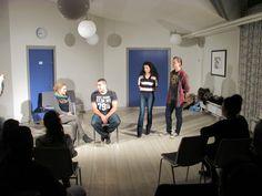 Dialogisk teater med unge fra Trige!