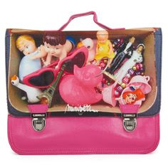 Miniseri Bags Medium Photo Satchel
