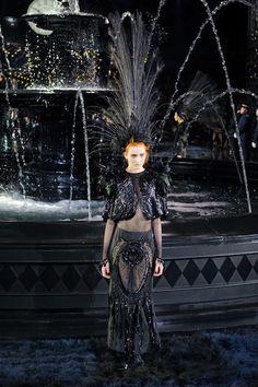 Louis Vuitton Spring 2014 (via Fashionista)