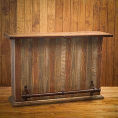 Portable Rustic Bar Rental The rustic wood finish on our Portable Rustic Bar Rental make Pool Bar, Bar Patio, Diy Home Bar, Diy Bar, Bars For Home, Mobile Bar, Rustic Patio, Rustic Wood, Bar Portable