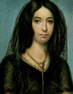 Cross-dresser, author, Bohemian, proto-feminist, runaway Baroness & divorcee – happy birthday George Sand a. Amandine Aurora Lucile Dupin…Chopin – amongst many others – loved her. George Sand, Happy Birthday George, Non Blondes, Writers And Poets, Portraits, Women In History, Amazing Women, Famous People, Digital Illustration