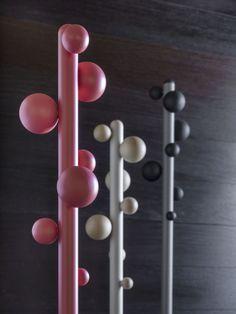 Bubbles coat rack