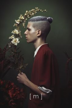 [ m ] marc lago    5.0 Synopsis    Photography_Daniel Garzee    Model_Abel Rubelo    Scenography_Abrahan Adrover