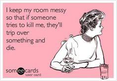 #messyroomprobs