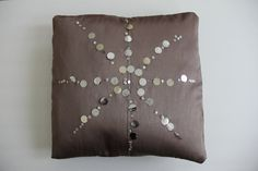 bling cushion cover, shiny,decorative cushion cover ,accent pillow by arjeescollections on Etsy