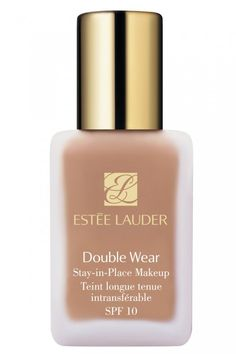 Estée Lauder Double Wear Stay-in-Place Makeup SPF10, £29.50  My one and only love foundation❤️
