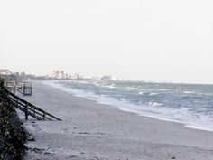 Milbourne Beach, Atlantic Ocean