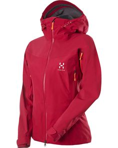Haglofs couloir IV Q jacket :: jassen :: Kleding Dames :: Breed assortiment|Zwerfkei Outdoor & Travel Centre