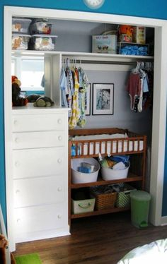 37 Baby Closet Organization Ideas Nursery We Love