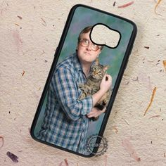 Bubbles of Trailer Park Boys - Samsung Galaxy S7 S6 S5 Note 7 Cases & Covers