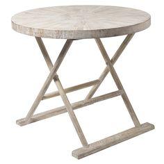Driftwood Loft Table @Zinc_Door. LR