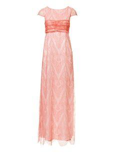 burda style - Schnittmuster Brautkleid - Pastelliges A-Linien-Kleid aus beidseitig gebogter Spitze mit Unterkleid aus Satin, Spitzenbandeau und Miniärmelchen, Nr. 130 aus 03-2013
