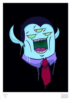Adventure Time S2 : Teens On Acid