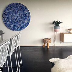 Regram - thanks @littlelibertyrooms - looking awesome! Floating on the wall is my 2.4mt four door TV unit with oak top and sides #regram #melbourne #joinery #carpentry #furniture #design #melbournemade #interiordesign