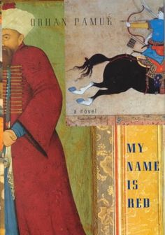-My name is Red- / Orhan Pamuk Brilliant and challenging. Pamuk is not an ordinary writer-his insights are wonderful.