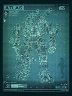 Titanfall schematic