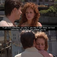 This scene makes me cry every time! One of my fav movies of all time! <3