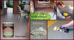 1000 Images About Liquid Granite Decorative Coating On