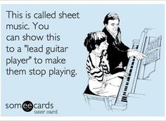 """Master List of Music Puns, """"Not Your Forte"""" Etc   the ..."""