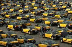 Taxis de Barcelona, España
