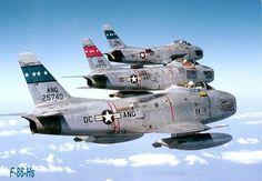 F-86H Sabrejet