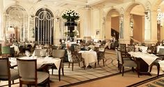 Afternoon Tea, Claridges, Mayfair