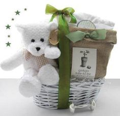 The Giving Tree Baby Gift Basket