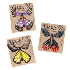 Magic Butterfly Toy