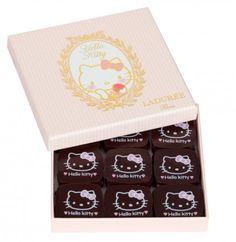 Hello Kitty French chocolates
