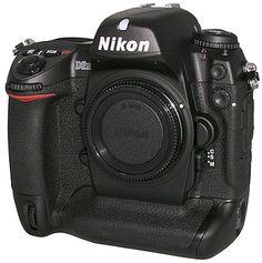 Nikon D2H  My Baby