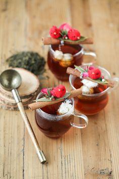 DIY Spice Drawer Tea Sachets