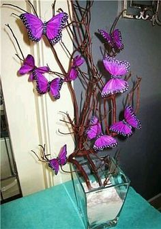 Shower · Butterfly CenterpiecesCenterpieces For Baby ...