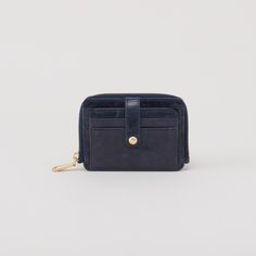 Shop the small Katya leather wallet for women- the perfect compact credit card…