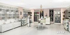 ¿Sabes cómo organizar una tienda de accesorios?