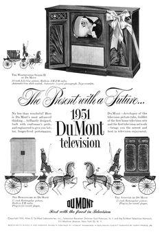 1951 DuMont Television.