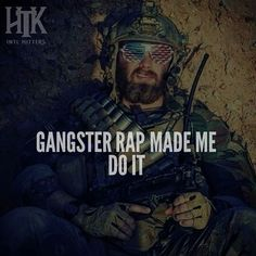 After the success and feedback of the original HTK playlist which is made up mainly of rock / metal we've decided to go ahead and make a rap playlist. - We want it to be one that you can listen to at the gym at work or while blasting bad guys in no man's land. - But we need your help if you guys are going to be the ones listening then we want your input. Hit us below with any recommendations