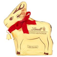 FREE Lindt Chocolate Reindeer - Gratisfaction UK