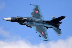 Mitsubishi F-2A Japan Air Force JASDF
