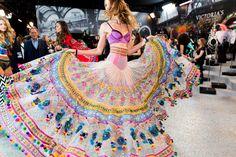 Inside the Victoria's Secret Fashion Show in Paris