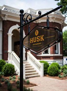 Husk Nashville, best restaurant in Nashville!