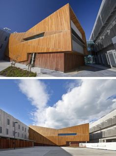 AIIM P Building at University of Wollongong Innovation Campus - Architecture Linked - Architect & Architectural Social Network