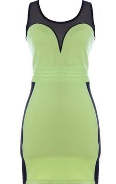 margarita tart dress - beautiful color. rickety rack re-pin to win!