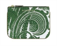 Paisley wallet by Givenchy by Riccardo Tisci