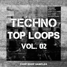 Techno Top Loops Vol. 02 on Top 10 of Beatport Sounds